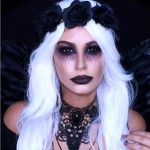 angel-halloween-makeup