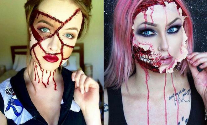 Halloween Makeup Ideas – Mademoisellie