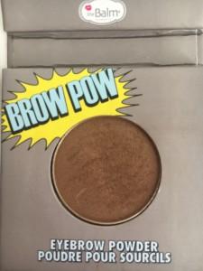 brow pow benefit powder