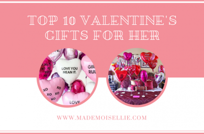 TOP 10 VALENTINE'S GIFTS FOR HER