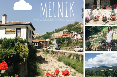 melnik Bulgaria travel
