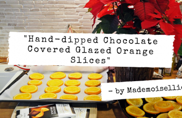 Chocolate Orange Slices