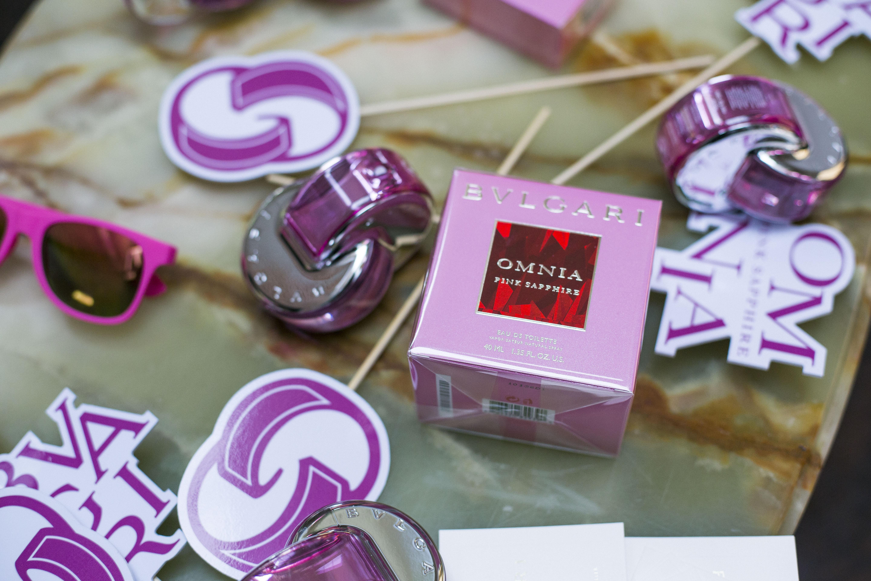 omnia pink sapphire bulgari