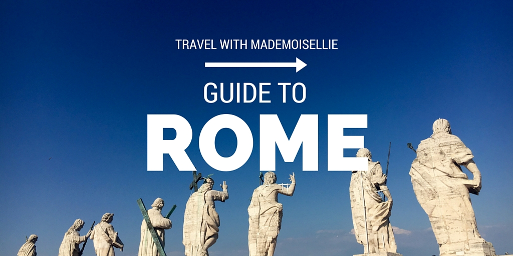 пътешествие до рим