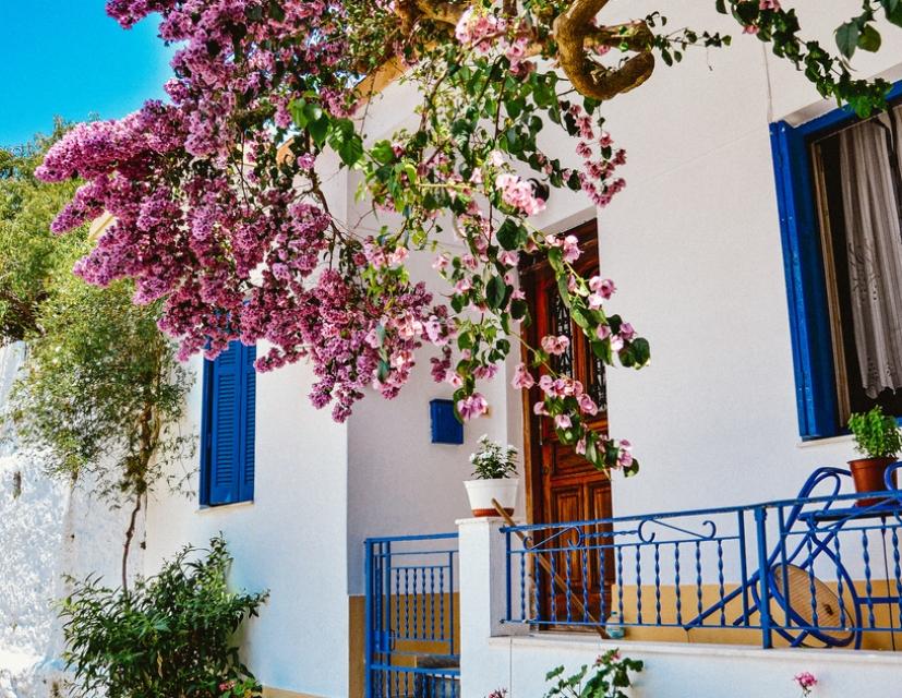 Райският остров Скопелос. Mamma Mia!